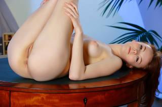 Erotik kadın vücudu.